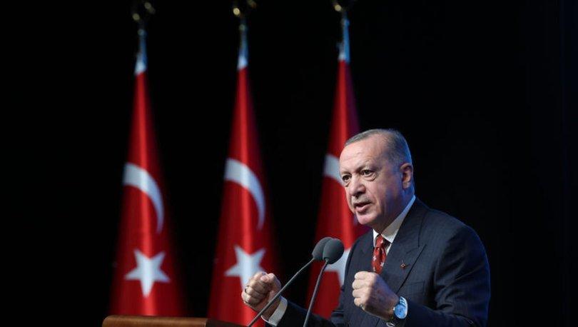 SON DAKİKA: Cumhurbaşkanı Erdoğan'dan İslam dünyasına birlik mesajı