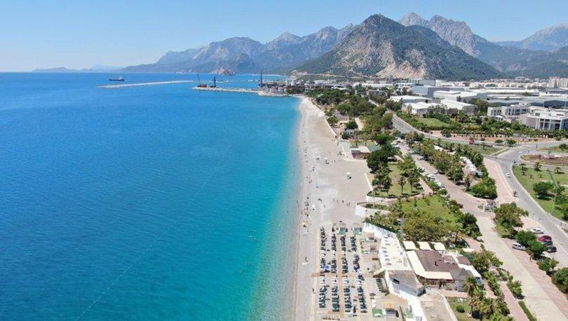 YÜKSELİYOR! Son dakika: Akdeniz'de 6 santimetre uyarısı - Haberler