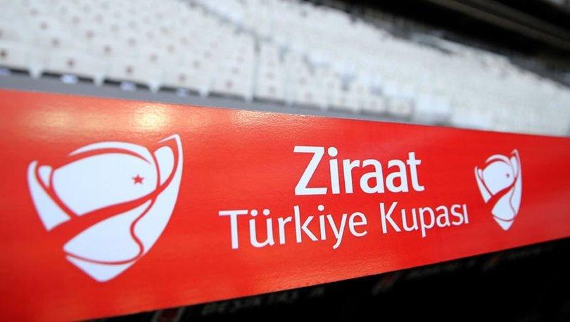 Ziraat Türkiye Kupası maçlarının tarihleri açıklandı
