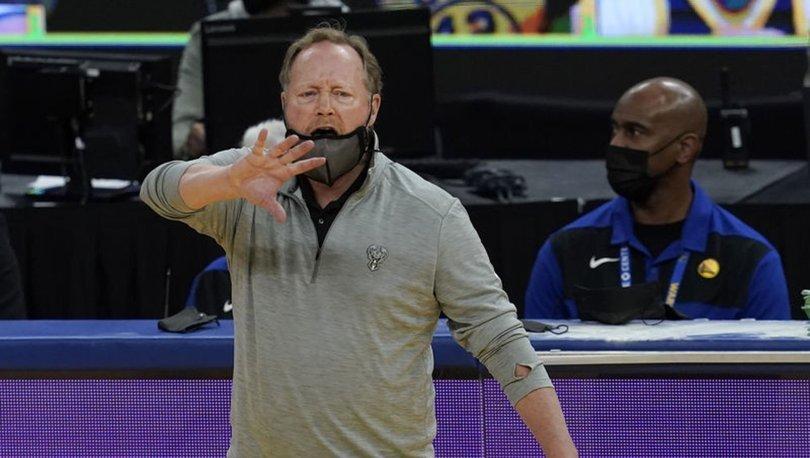 NBA şampiyonu Bucks, başantrenörü Budenholzer'ın sözleşmesini yeniledi