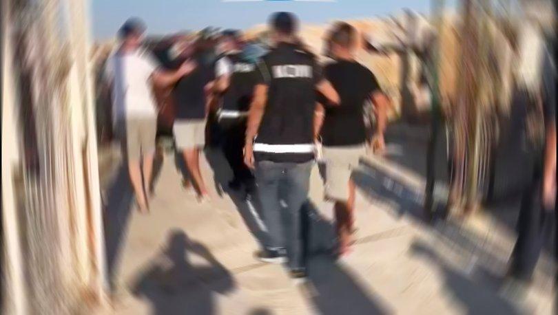 Sınırda 11'i FETÖ üyesi 17 kişi yakalandı - Haberler