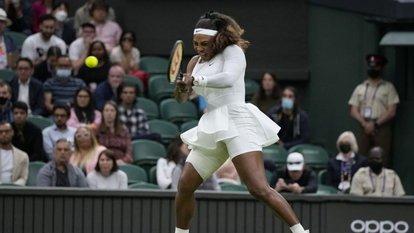 Serena Williams ABD Açık'tan çekildi