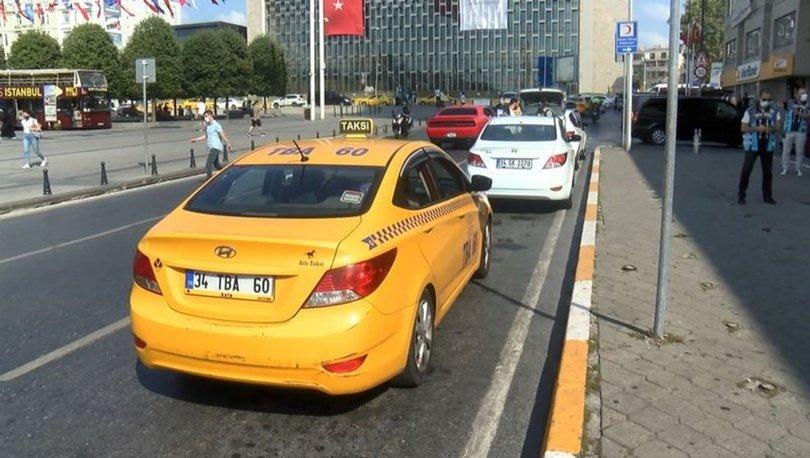 Kısa mesafeye götürmeyen taksiciye ceza! - Son dakika haberleri