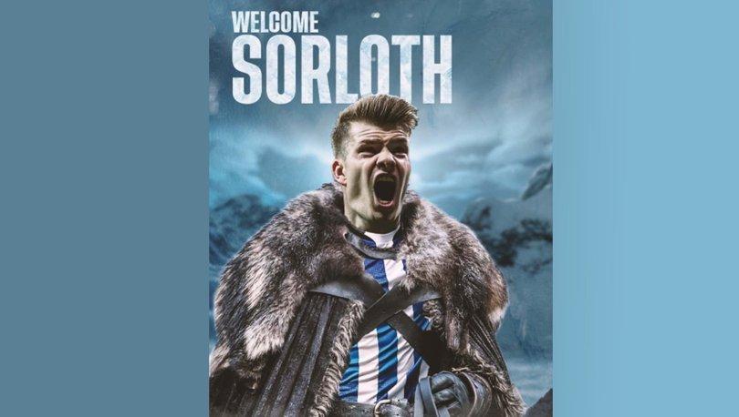 Real Sociedad, Alexander Sörloth'u kiraladı