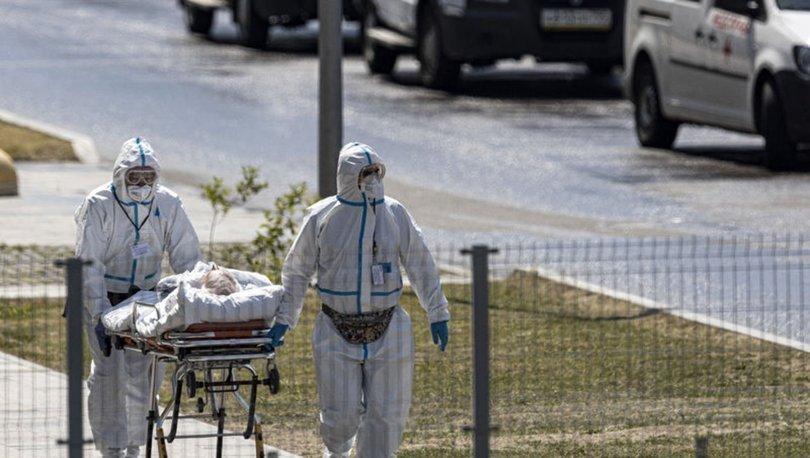 SON DAKİKA: Rusya'da koronavirüs salgınında rekor can kaybı!