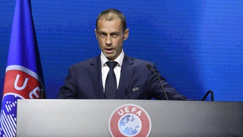 UEFA Başkanı Aleksander Ceferin: