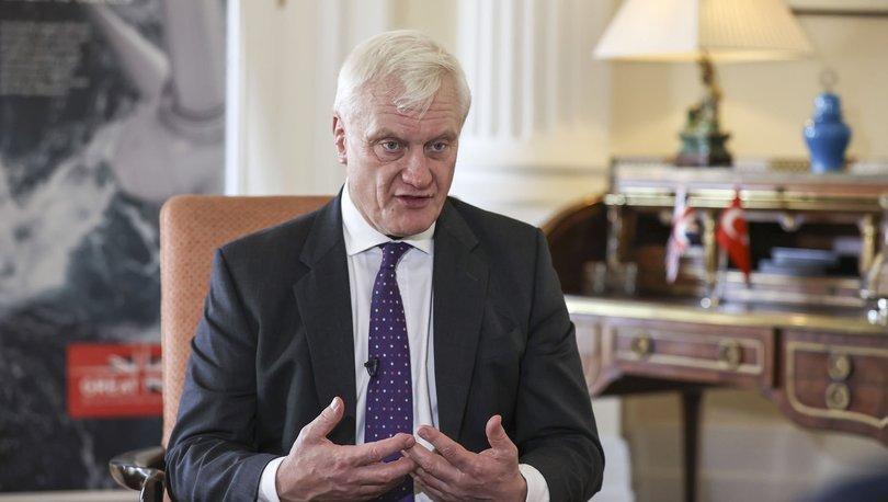 Birleşik Krallık İhracat Bakanı Stuart: Türkiye ile 2022de daha kapsamlı STA için müzakerelere başlayacağız