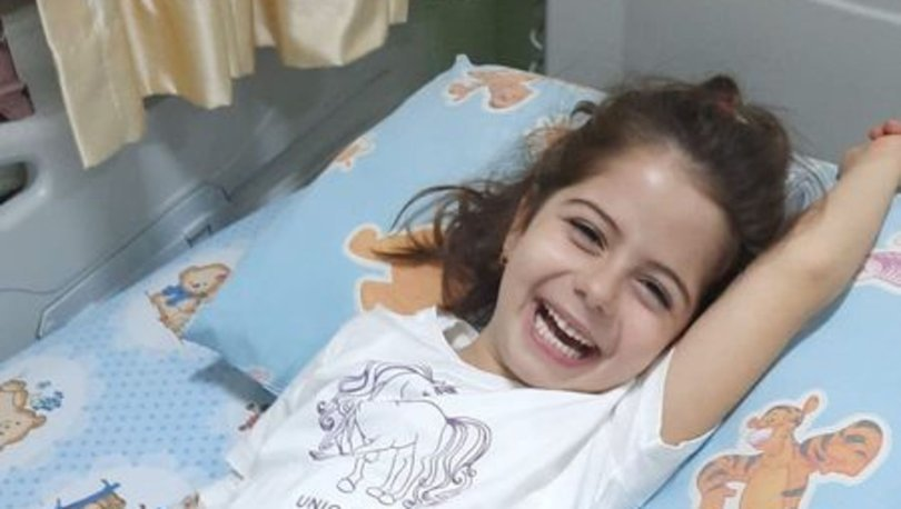 Lösemi hastası 6 yaşındaki Elisa, koronavirüse yenildi