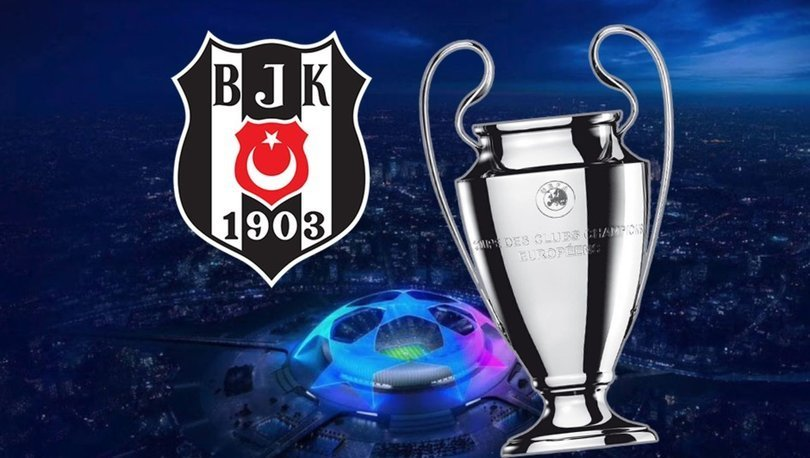 SON DAKİKA! Beşiktaş'ın Şampiyonlar Ligi'ndeki rakipleri belli oldu!