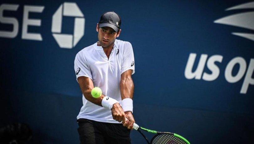 Milli tenisçi Cem İlkel'den ABD Açık elemelerinde tarihi galibiyet