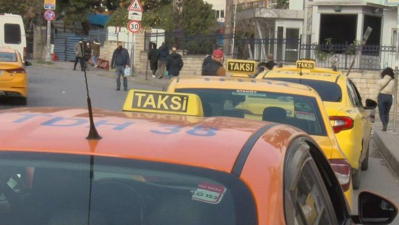 Son dakika haberi İBB'nin taksi teklifi yine reddedildi