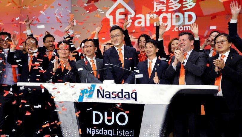 Çinli teknoloji şirketlerine yabancı borsa yasağı