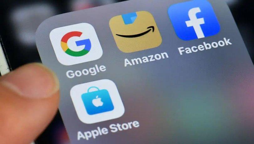 ABD, Türkiye'den şirketlerine uygulanan Dijital Hizmet Vergisi'nin kaldırılmasını istedi