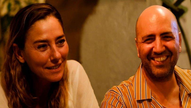 Erkin Arslan ile Ece Uslu kamera karşısında - Magazin haberleri