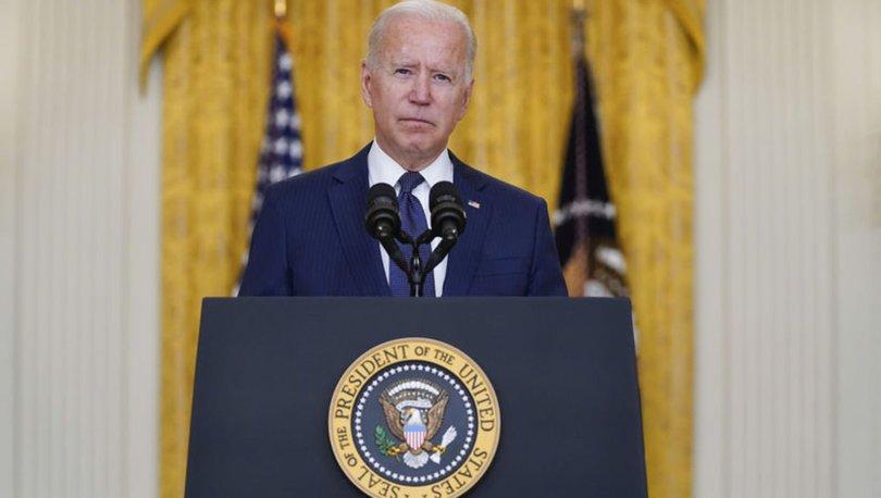 Kabil saldırıları sonrası Biden'dan kritik açıklamalar