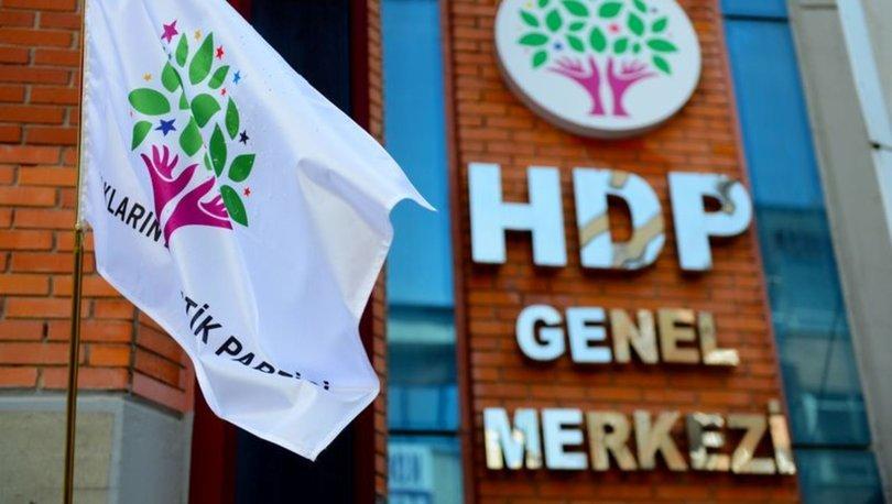 Son dakika: HDP'nin savunma için ek süre talebi 2 Eylül'de karara bağlanacak