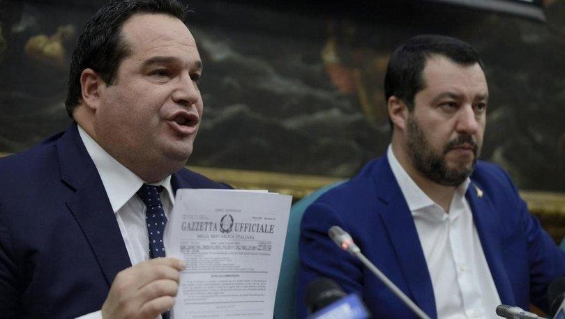 İtalya'da bir parka Mussolini'nin kardeşinin adının verilmesini isteyen siyasetçi tepkiler üzerine istifa etti