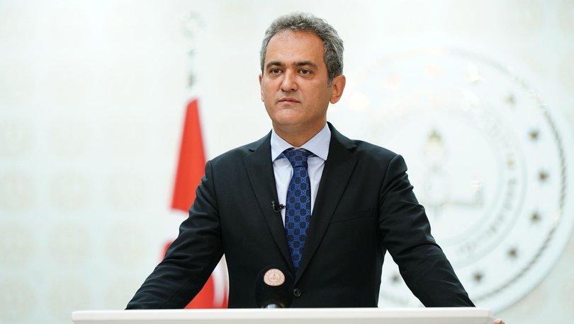 Bakan Özer'den '6 Eylül' açıklaması - Haberler