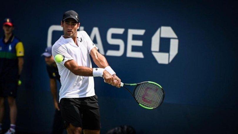 Milli tenisçi Cem İlkel, ABD Açık'ta ana tabloda