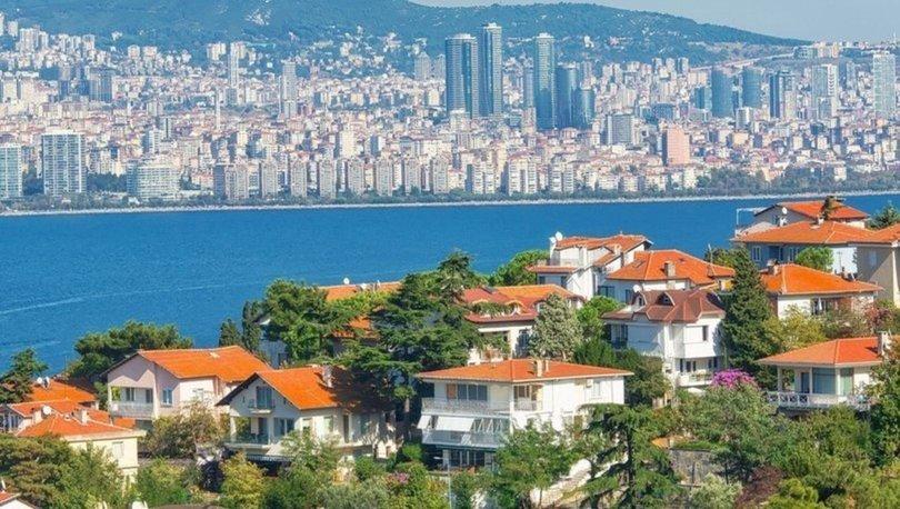 Türkiye genelinde konut satış ve kira arttı