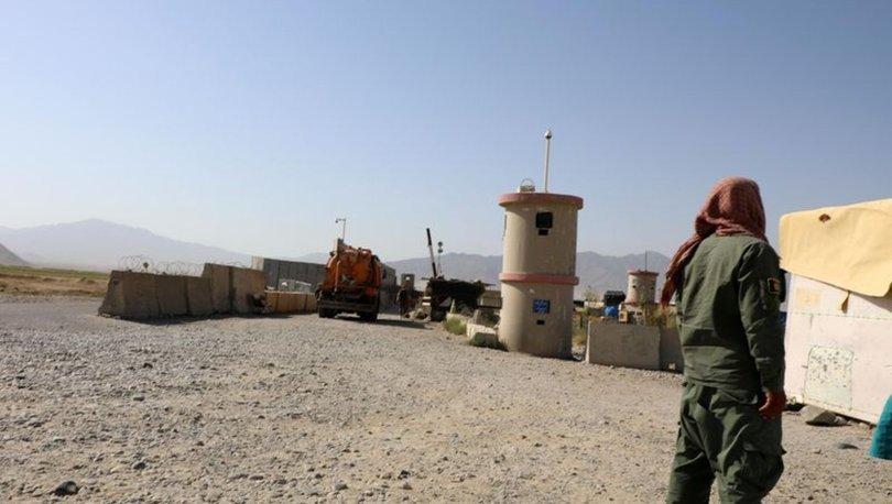 SON DAKİKA! Irak'ta ABD askeri üssüne roketli saldırı