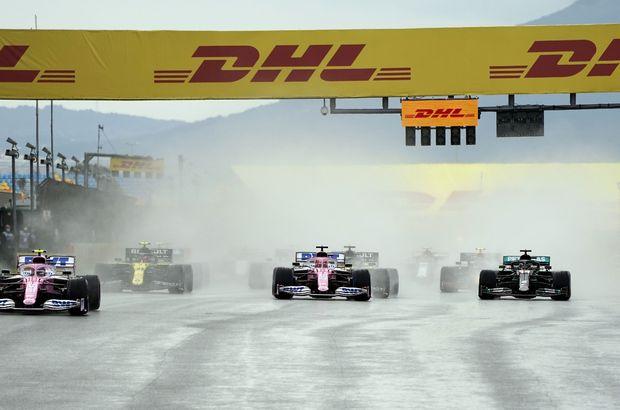 Formula 1 Türkiye GP'nin tarihi değişti