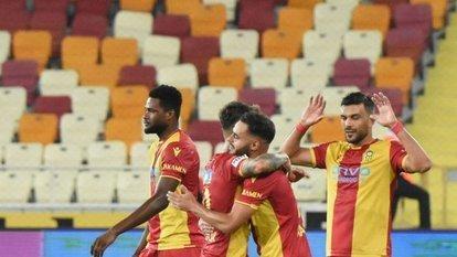 Yeni Malatyaspor ikinci viteste!