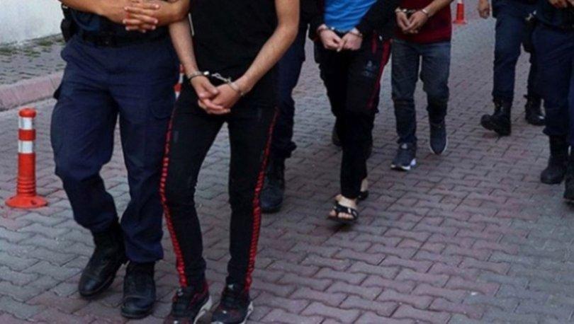 Kayseri'de uyuşturucu operasyonu: 8 şüpheli gözaltında