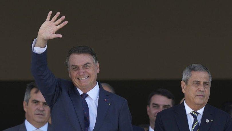SON DAKİKA: Brezilya Devlet Başkanı Bolsonaro: Ya öldüreceğim ya yeniden seçileceğim!