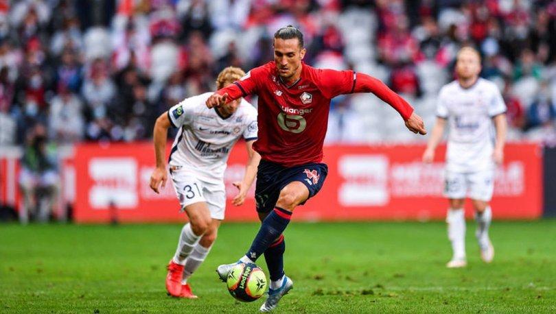 Lille - Montpellier: 2-1 MAÇ SONUCU