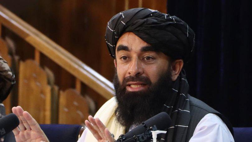 SON DAKİKA: Taliban Sözcüsü Mücahid AA'ya konuştu - Haberler