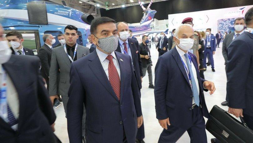 Irak Savunma Bakanı İnad: Türkiye'den Bayraktar TB2 ve T129 ATAK helikopterleri almak istiyoruz