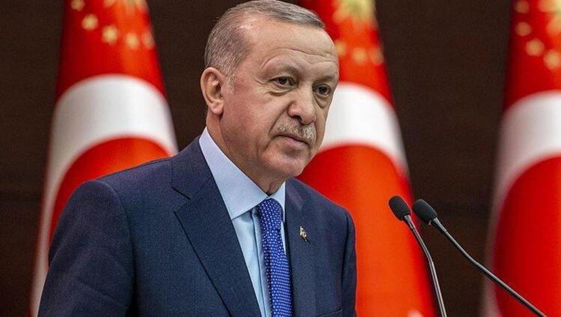 Cumhurbaşkanı Erdoğan ile Prens Nahyan arasında telefon görüşmesi