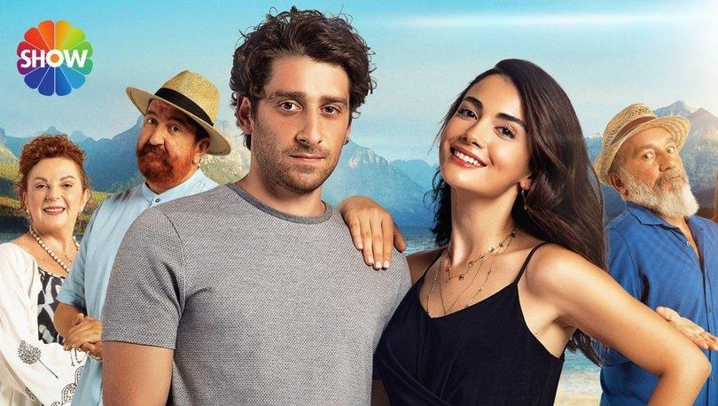 """SHOW TV'NİN Yeni Dizisi """"İÇİMİZDEN BİRİ""""nin Afişi Görücüye Çıktı"""