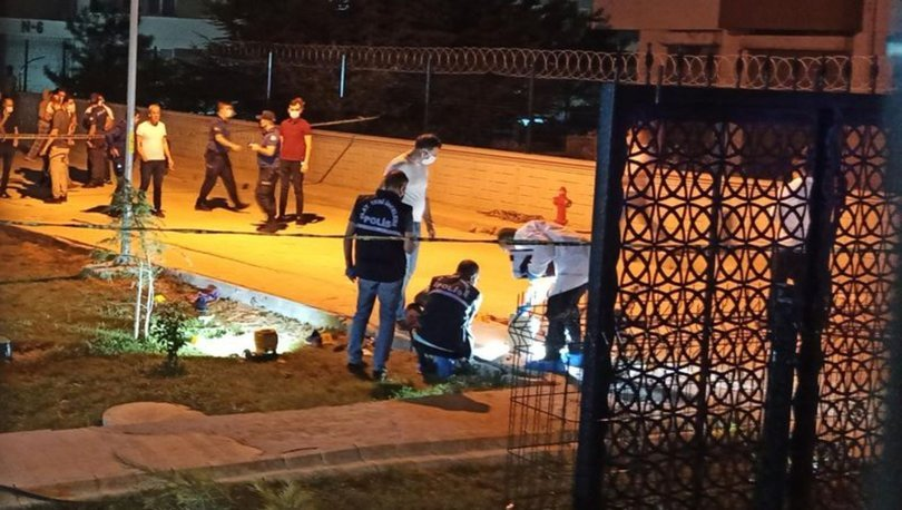 Ankara'da eski koca dehşeti: 1 ölü, 1'i çocuk 3 yaralı -Haberler