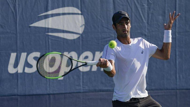 Milli tenisçi Cem İlkel, ABD Açık'a ilk turda veda etti