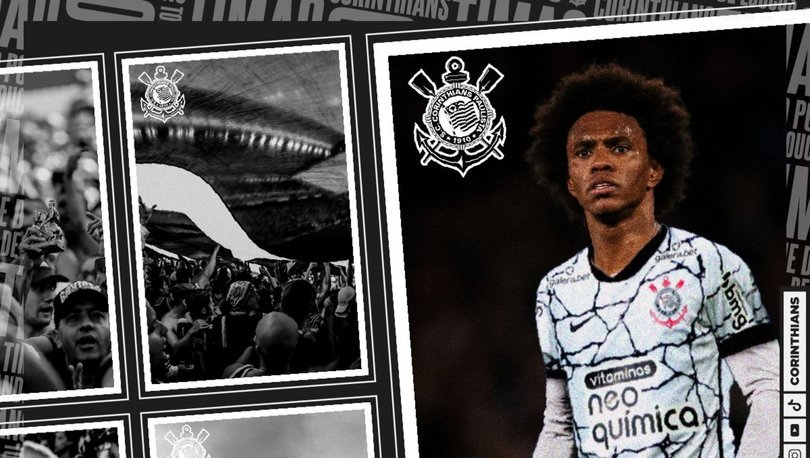 Willian, eski takımı Corinthians'a döndü