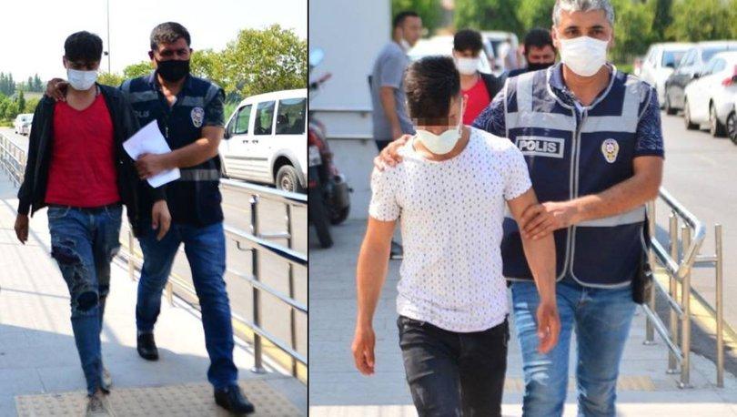 Son dakika: Kapkaççılara 'konum' şoku! - Adana haberleri