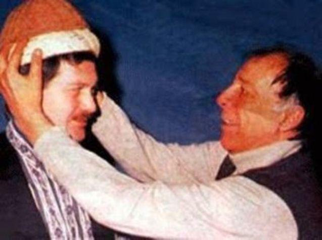 Ferhan Şensoy ve Münir Özkul