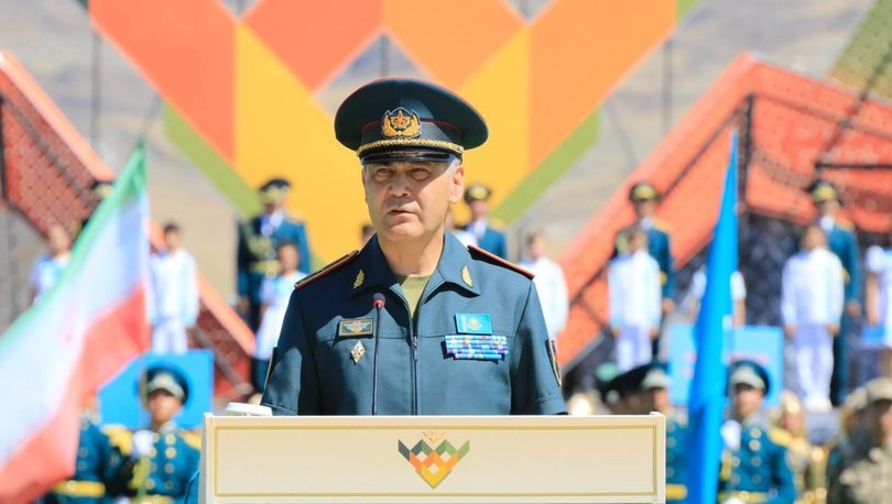 Kazakistan'da askerî mühimmat deposunda meydana gelen patlamanın ardından istifa geldi