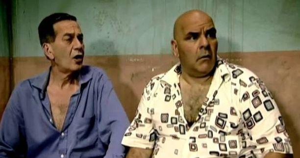 Filmde 'İbrahim' karakterini Ferhan Şensoy, 'Muzaffer' karakterini ise Rasim Öztekin canlandırmıştı