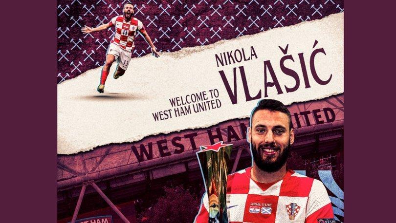 West Ham United, Nikolo Vlasic'i kadrosuna kattı