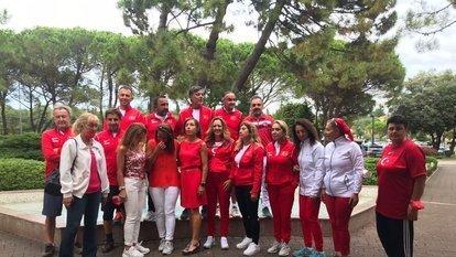 Hırvatistan'da 30 Ağustos kutlaması