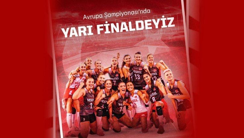 Türkiye: 3 - Polonya: 0   MAÇ SONUCU