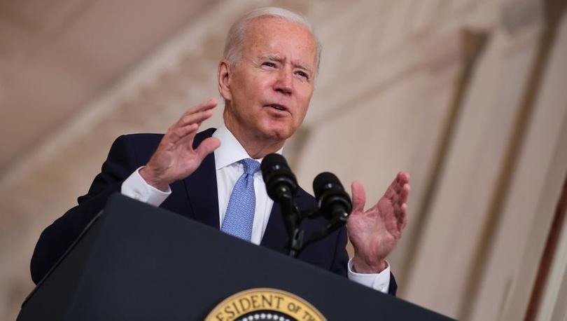 Biden: Afganistan'dan çıkmak ABD için en iyi karar, tahliye operasyonu 'olağanüstü başarılı'