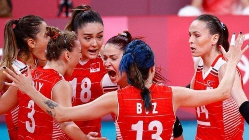 Türkiye voleybol yarı final maçı ne zaman, saat kaçta, hangi gün? Voleybol Türkiye yarı finaldeki rakibi kim?