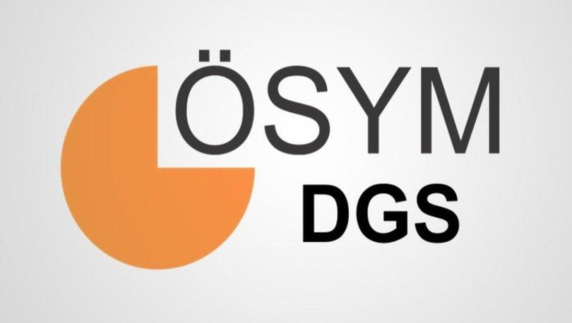 DGS tercih sonuçları açıklandı mı? DGS tercih sonuçları ne zaman açıklanacak 2021?