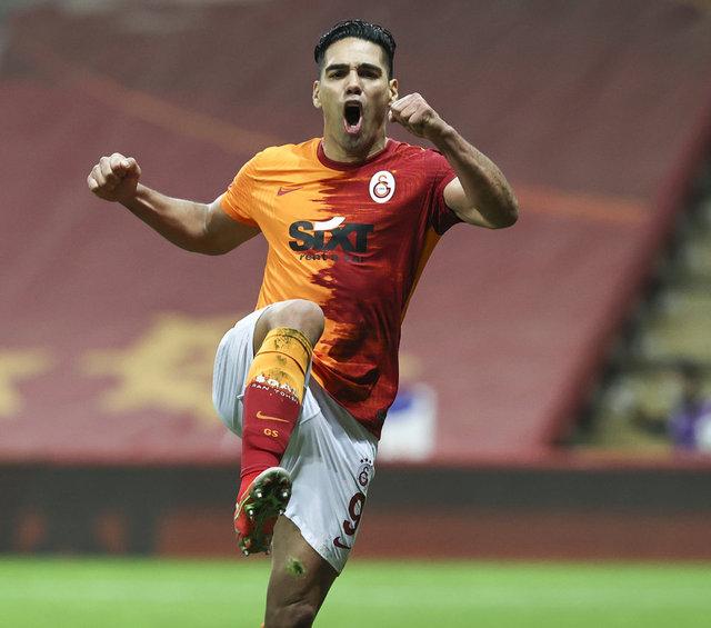 Galatasaray'da Falcao'ya veda! Falcao'nın Galatasaray karnesi! - Spor Haberleri