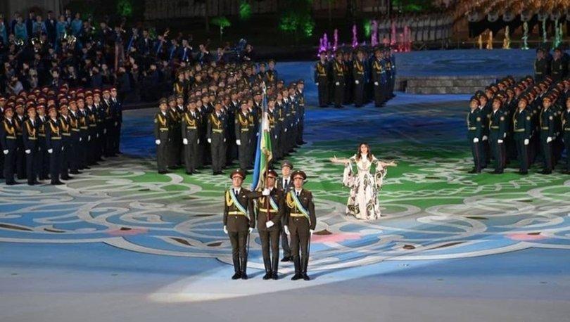 Özbekistan'ın bağımsızlığının 30. yıl dönümü kutlanıyor