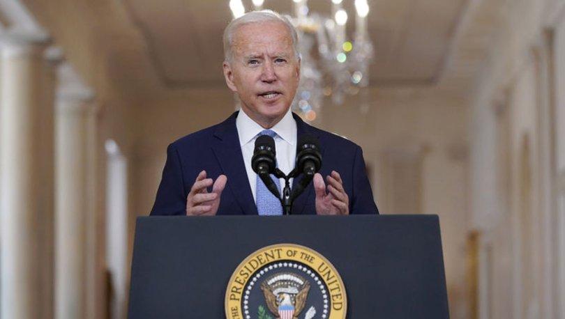 SON DAKİKA: ABD halkından ABD Başkanı Joe Biden'a Afganistan konusunda